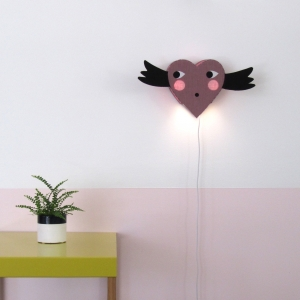 House of Clouds Love Heart Light
